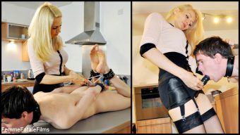 Mistress Eleise de Lacy – What You Deserve – Part One