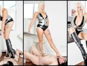 Mistress Heather – Trampling Filth