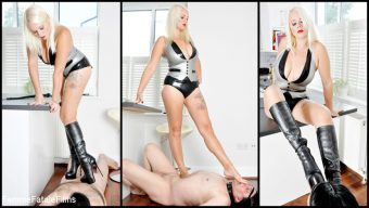 Mistress Heather – Trampling Filth