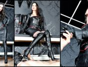 Victoria Valente – Leather Goddess