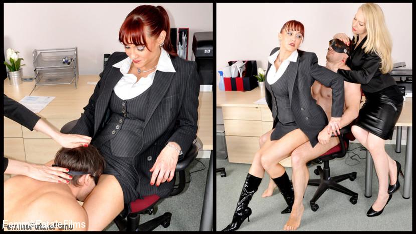 Miss Miranda – Office Sex Toy_cover