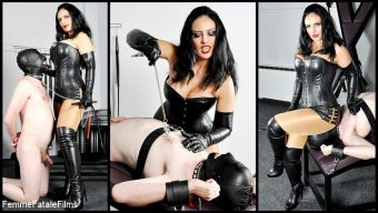 Mistress Ezada – Under My Arse