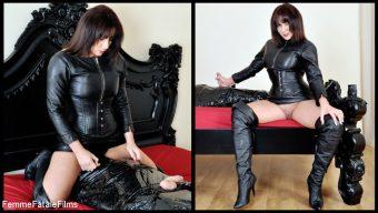 Mistress Carly – Fucked & Milked