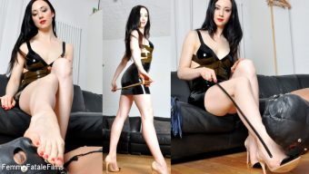 Lady Mephista – Obedience