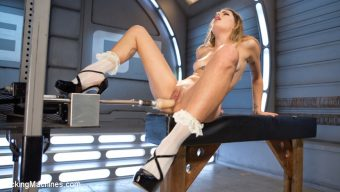 Missy Minks – The Perfect Girl Next Door is Machine Fucked