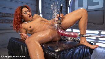 Daisy Ducati – Pussy Stretched with Big Red, Ass Fucking, and Non Stop Squirting!!