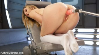 Mona Wales – Mona Wales Submits to Our Machines and Squirts Everywhere!!