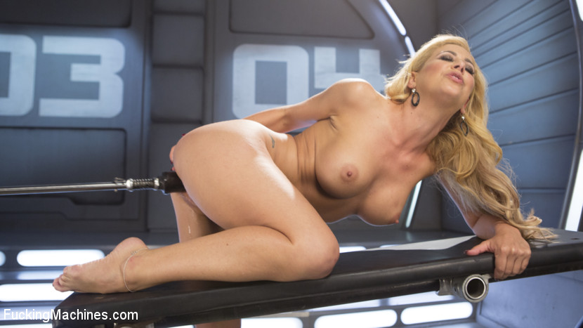 Cherie DeVille – Hard Bodied Blonde MILF has Earth Shattering Orgasm from the Machines_cover