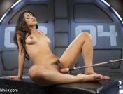 Sophia Leone – **BRAND NEW GIRL** GETS POUNDED WITH MACHINES!!!
