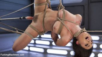 Roxanne Rae – Roxanne Rae is Tied Up and Tormented with Anal Orgasms
