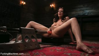Cherry Torn – Fetish Queen Cherry Torn Fucked with Huge Dildos and Multiple Orgasms