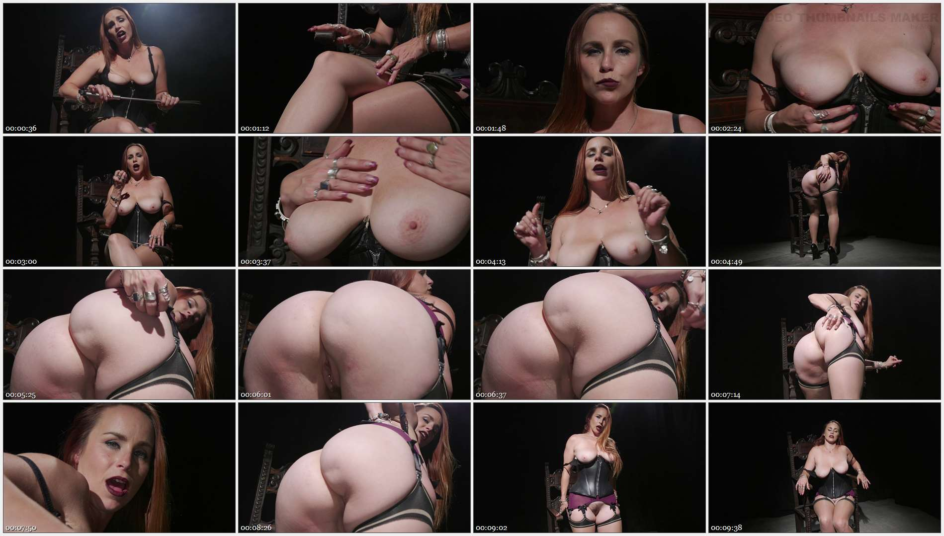Bella Rossi – Kinky JOI: Smothered by Bella Rossi's Tits and Ass