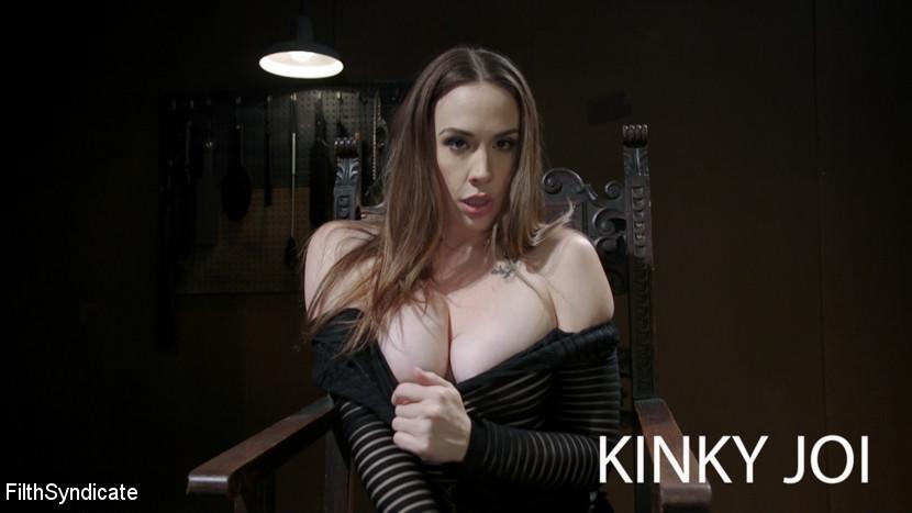 Chanel Preston – Kinky JOI: Worship Chanel Preston's Breasts_cover