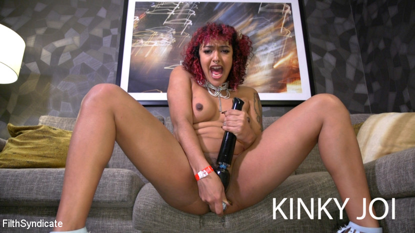 Daisy Ducati – Kinky JOI: Pussy Full of Cum Cuckold_cover