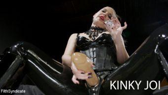 Miss Robin – KINKY JOI: Robin Ray's Blowjob Training