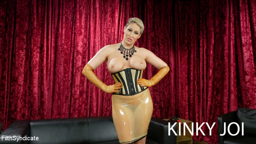 Ryan Keely – KINKY JOI: Ryan Keely's Feet, Tits and Ass_cover