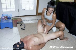 Miss Jade Indica – Exercise In Domination