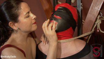 Patricia MedicalySado – Feminization and Ropes