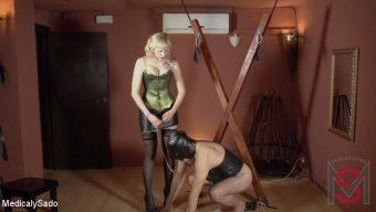 Anna – Mistress and Slave