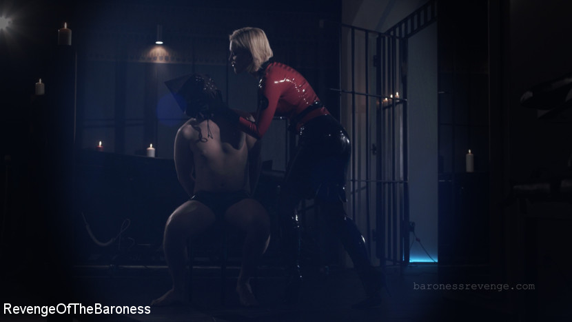 Mr. Chambers – Ep 1 – Caught and Interrogated: In the Dungeon of The Baroness_cover