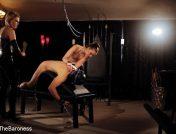 Baroness Davina Dust – Ep 8 – Kinky Threesome: the Fuck of His Life