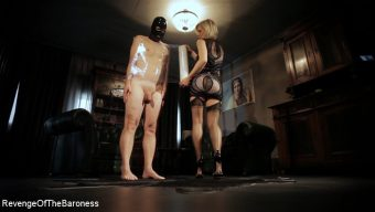 Baroness Davina Dust – Ep 9 – Kinky Blind Date: Mummified by Baroness Davina Dust