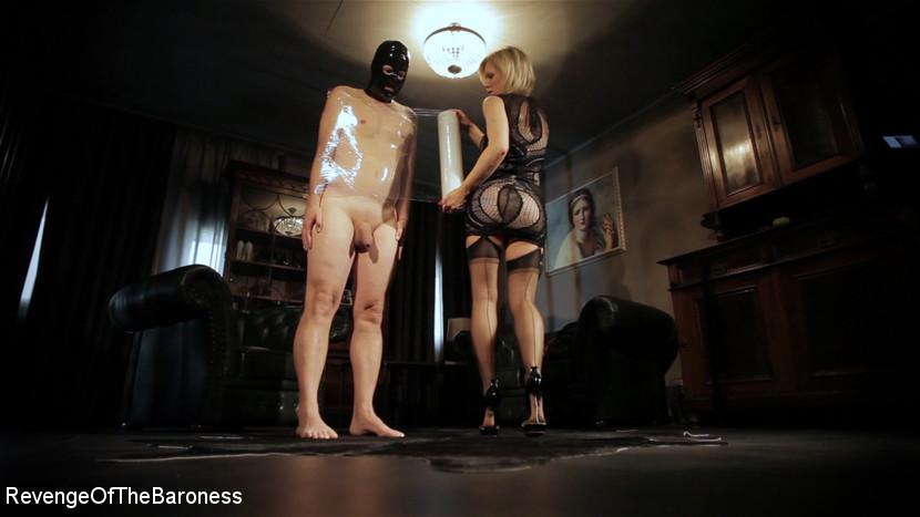 Baroness Davina Dust – Ep 9 – Kinky Blind Date: Mummified by Baroness Davina Dust_cover