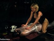Baroness Davina Dust – Ep 10 – Kinky Blind Date II: Mummified by Baroness Davina Dust