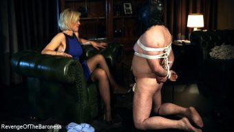 Baroness Davina Dust – Ep 12 – Bondage Date: Tie up Games with the Baroness