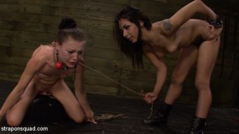 Nikki Bell – Another Round of Lesbian Domination with Nikki Bell & Isa Mendez