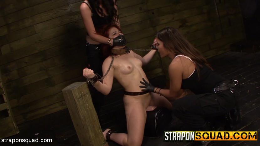 Kimber Woods – Brooklyn Daniels and Mena Li Train Kimber Woods to be a Sex Slave_cover