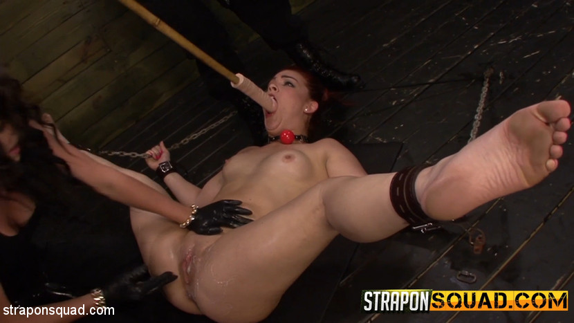 Kimber Woods – More Lesbian Slave Training for Kimber Woods_cover