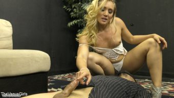 AJ Applegate – She is Hungry.. Only You Can Feed Her.. Obey Her..