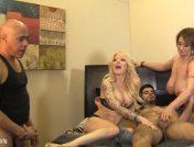 Helly Mae Hellfire – Wedding Night Cuck's Handjob Humiliation