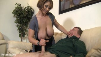 Eva Notty – BURIED BENEATH HER BIG BOOBS