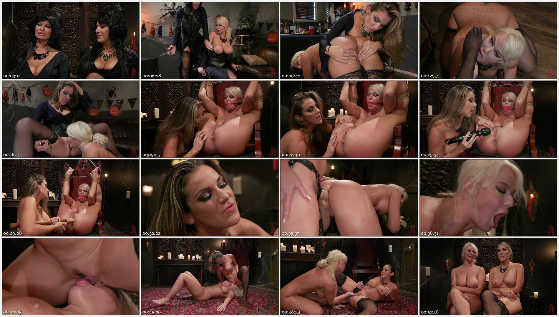 London River – Halloween Party Surprise: Kayla Paige Returns to Whipped Ass!