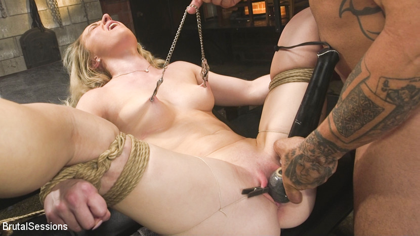 Derrick Pierce – Worthless Fucking Whore: Kate Kennedy is Used and Abused by Derrick Pierce_cover