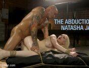 Derrick Pierce – The Abduction of Natasha James: Petite Russian Blonde Bound and Fucked