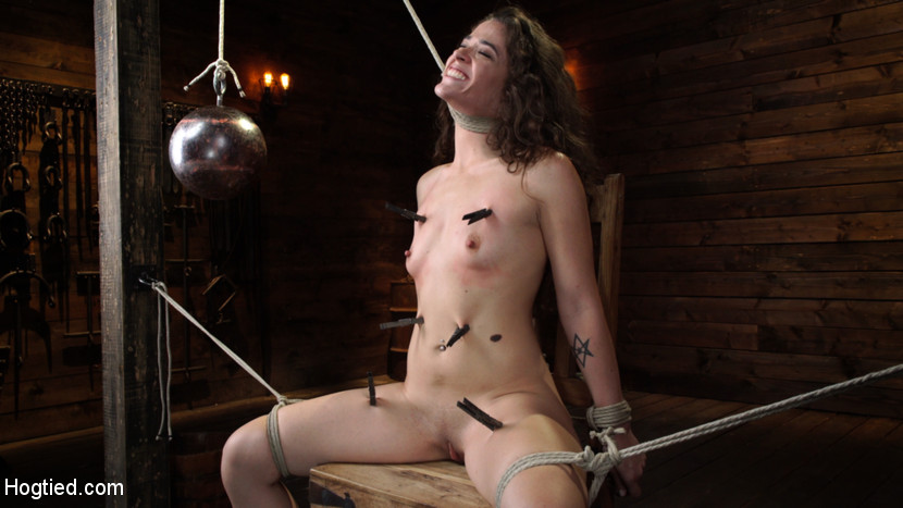 Victoria Voxxx – Victoria Voxxx: EXTREME Torment, Brutal Bondage and Waterboarding!_cover
