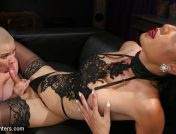 Venus Lux – Digital Dominatrix: Venus Lux Dominates Riley Nixon in Virtual Fantasy