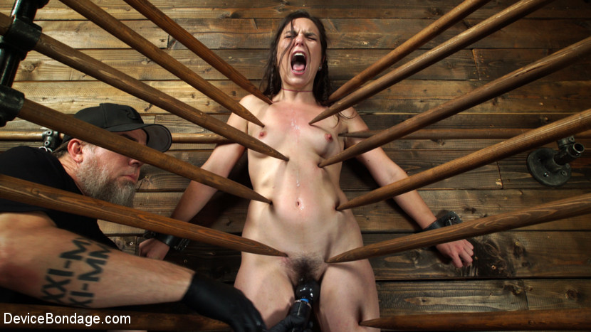 Juliette March – Juliette March: Perfect Pain Slut Pushed to the Extreme_cover