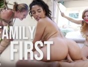 Seth Gamble – Family First: Cucked Slut Signs It Away for Her Step-Brother's Cock