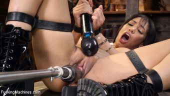Gia Milana – Gia Milana: Big Titted Beauty In Bondage Getting Machine Fucked