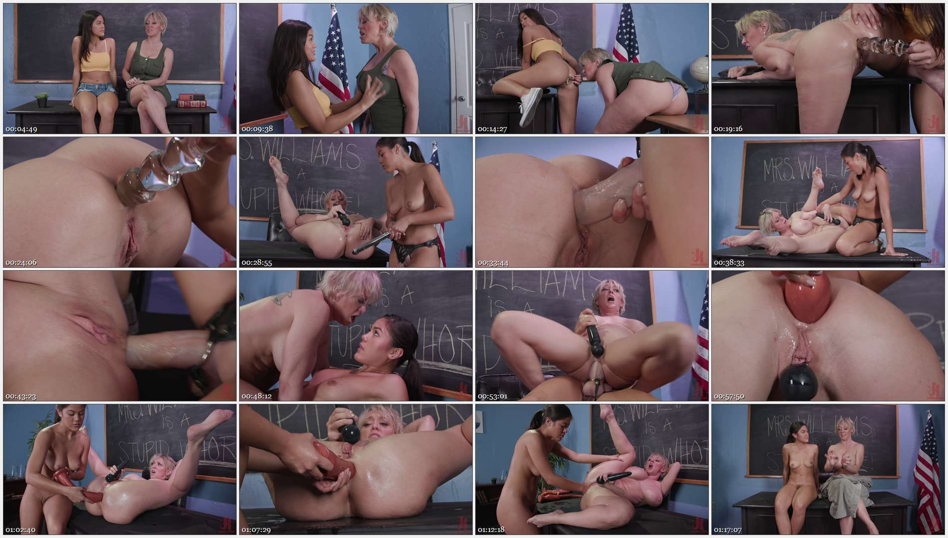 Kendra Spade – Teacher's Pet: Kendra Spade Takes Revenge on Teacher Dee Williams