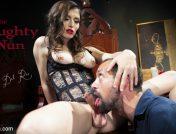 Korra Del Rio – The Naughty Nun: Korra Del Rio Punishes Disgraceful Sinner DJ