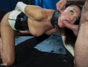 Jessica Fox – The Surrender: Jessica Fox submits to Ricky Larkin