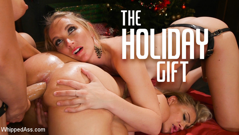 Mona Wales – Holiday Gift: Angel Allwood is Mona Wales & Fox Acecaria's Slutty Toy_cover