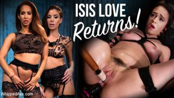 Gia DiMarco – Isis Love Returns: Gia DiMarco and Alex More Welcome the Goddess Home