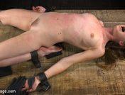 Ashley Lane – Ashley Lane: Pain Slut Brutally Tormented in Device Bondage