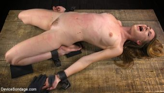 Ashley Lane – Ashley Lane: Pain Slut Brutally Tormented in Device Bondage